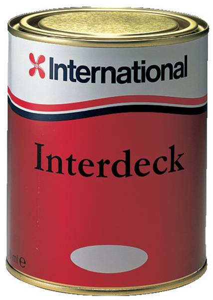 Bilde av Interdeck dekksmaling Hvit ( 000)