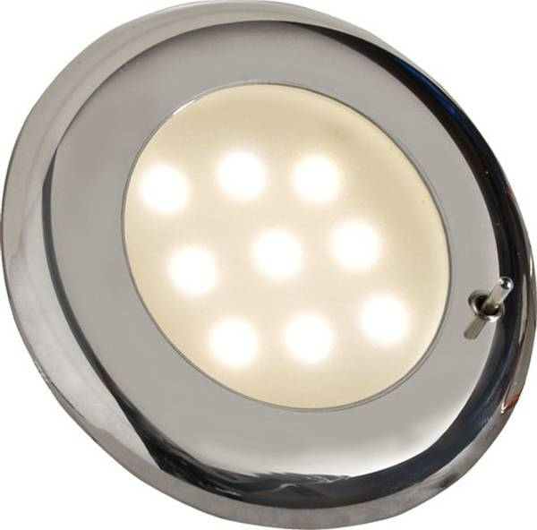 Bilde av Nova LED, krom m/ bryter